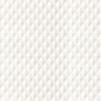 ATLSHAMESWHI1632M - Shape Tile - White