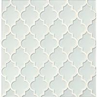 GLSMALWHLCAL - Mallorca Glass Mosaic - White Linen