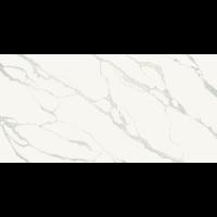 SEQCALRAVSLAB2P-B - Sequel Quartz Slab - Calacatta Ravenna
