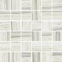 STPZEBCAL22MO - Zebrino Mosaic - Calacatta