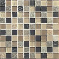 GLSELM0101-BW - Elume Mosaic - Boardwalk