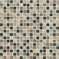 GLSELM5858-BW - Elume Mosaic - Boardwalk