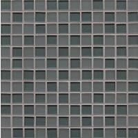 GLSMANCON11GMC - Manhattan Mosaic - Concrete