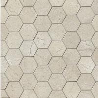 TCRMFL221HEXS - Marfil Mosaic - Silver
