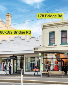178 & 180-182 Bridge Road RICHMOND VIC 3121
