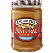 Smucker's Peanut Butter Natural Creamy
