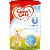 Cow & Gate Growing Up Milk Stage 3 1 to 2 Years