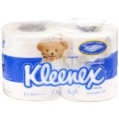 Kleenex Dry Soft Toilet Roll
