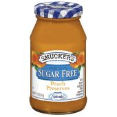 Smuckers Jams Sugar Free Peach Preserves