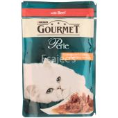 Gourmet Perle With Beef Mini Fillets In Gravy Pouch