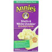 Annies Classic Organic Shells & White Cheddar Macaroni & Cheese
