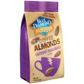Blue Diamond  Dry Fruit Coffee Almonds Caramel Macchiato