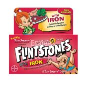 Flintstones Multivitamin Tablet With Iron