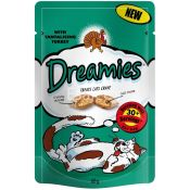 Dreamies  Cat Food With Tantalising Turkey