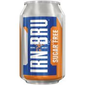 Irn Bru Original & Best Sugar Free Energy Drink