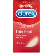 Durex Thin Feel Formerly Fetherlite Condoms