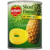 Del Monte Tin Fruit Pineapple Slices