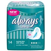 Always  Women Care 14 Ultra