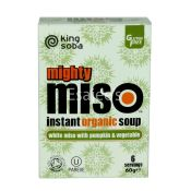 King Soba Soups Gluten Free Mighty Miso