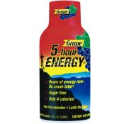 5-hour Energy Grape Drink