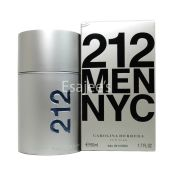 Carolina Herrera 212 Men NYC Perfume