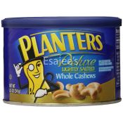Planters Whole Deluxe Light Salted