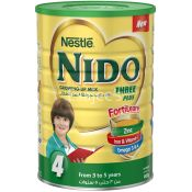 Nestle Nido Three Plus Stage 4 | From 3 to 5 years