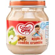 Cow & Gate Apple & Cookie Crumble Baby Pudding
