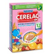 Nestle Cerelac Multi Grain & Mixed Fruits Infant Cereal With Milk From 12 Months