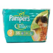 Pampers  Baby Diapers 3 Dry Night