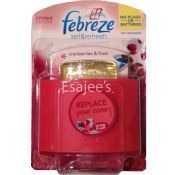 Febreze Limited Edition Holiday Scent Set & Refresh Cranberries & Frost  Air Freshener