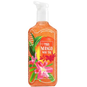 Bath & Body Works Deep Cleansing  Tiki Mango Mai Tai Hand Soap