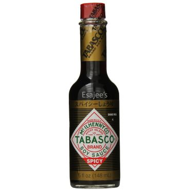 Tabasco Sauce Soy Spicy