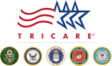 United Healthcare Military & Veterans TRICARE Logo