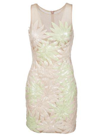 Forever Unique Flower Lace Bodycon Dress