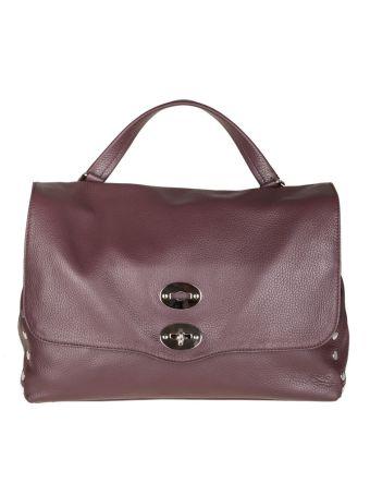 Zanellato Postina M Daily Leather Color Burgundy