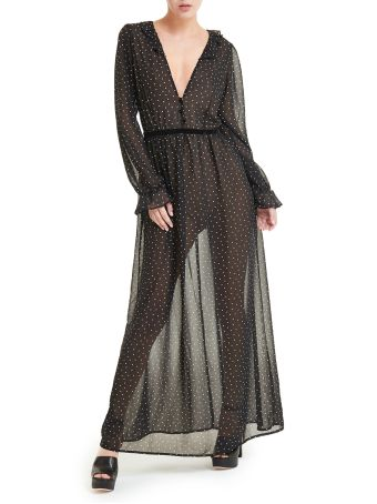 For Love & Lemons Truffles Maxi Dress