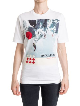 Dsquared Cotton T-shirt