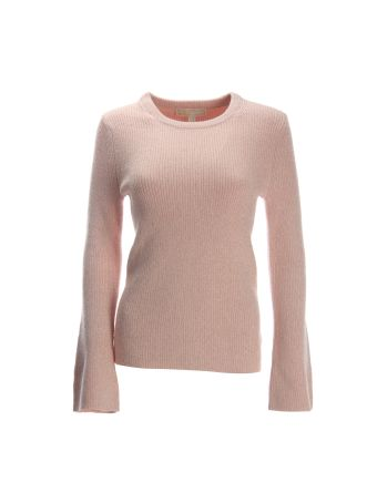 Michael Michael Kors Ballet Knitted Jumper With Metallic Fibres
