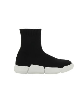Elena Iachi Sock Slip-on Sneakers