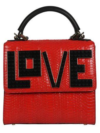 Les Petits Joueurs Love Shoulder Bag