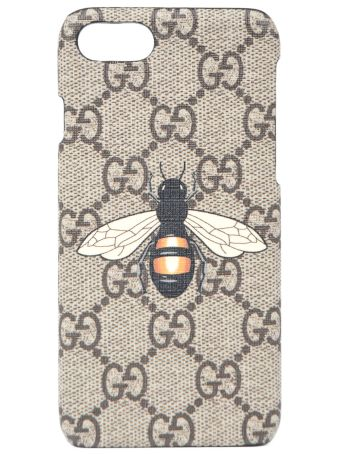 W I-phone 7 Cover Bee Small
