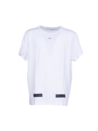 Off White Brushed T-shirt