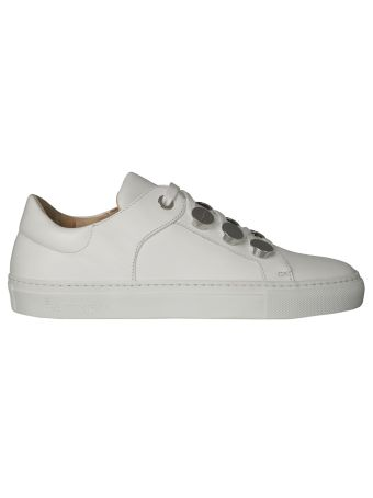 Carven Button Sneakers