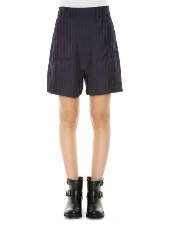 Acne Studios Jacquard Striped Shorts
