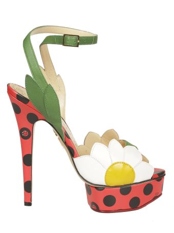 Charlotte Olympia Petal Sandals