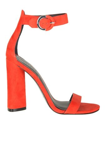 Kendall+kylie Giselle Coral Sandal