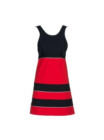 Maison Kitsuné 'striped Josephine' Dress