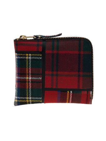 Comme Des Garçons Wallet Scottish Wallet