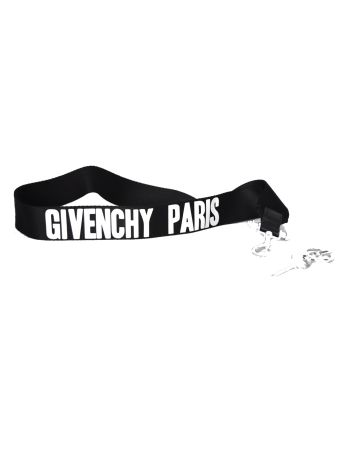 Givenchy Logo Print Lanyard